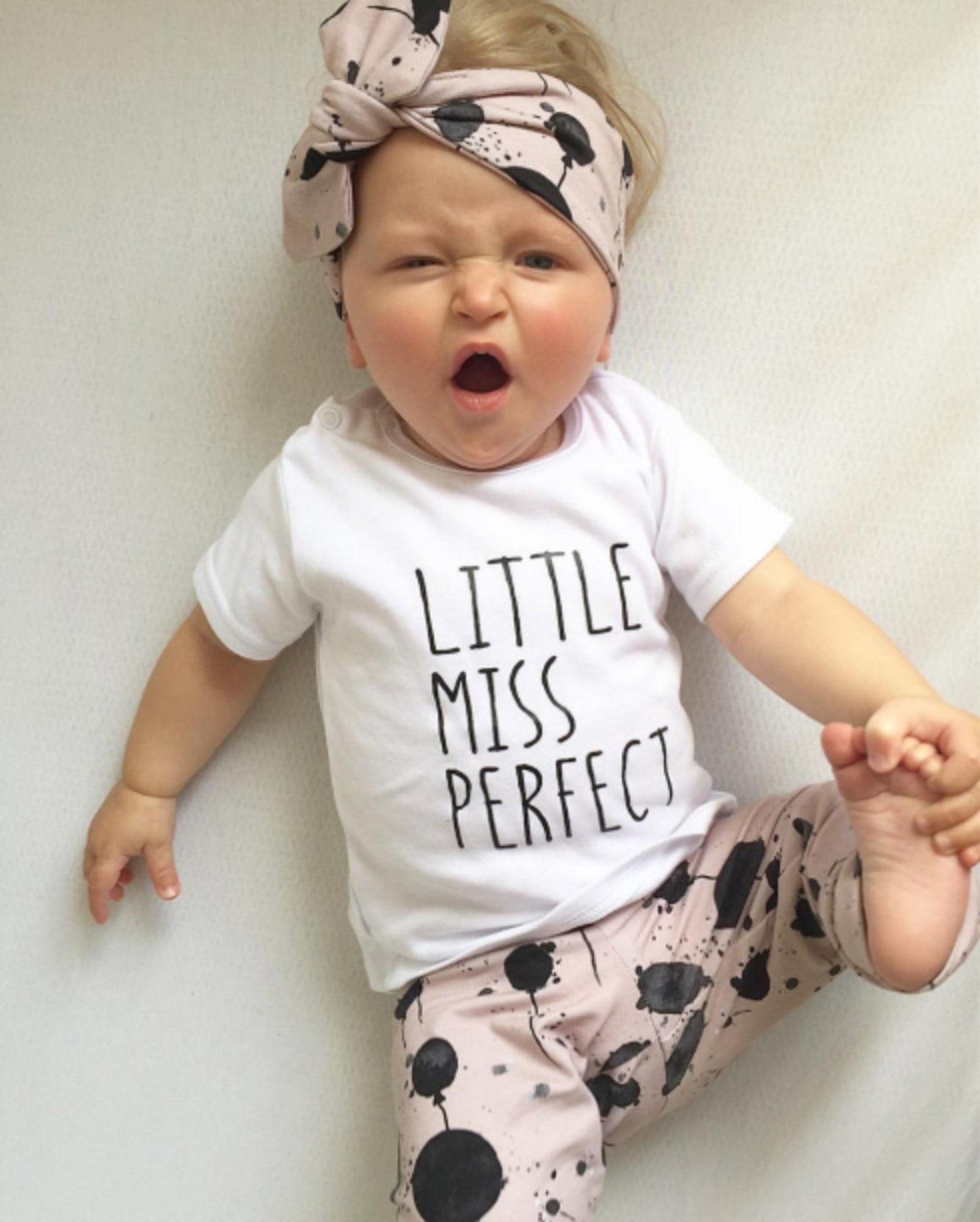 Baby-Outfit 3-teilig | Little Miss Perfect